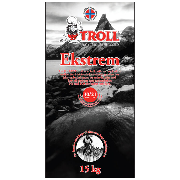 TROLL EKSTREM
