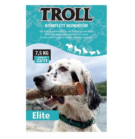 TROLL ELITE 7,5 kg